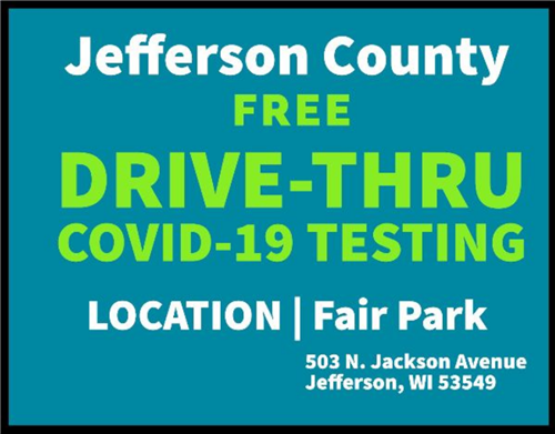 Free COVID testing At Jefferson Fair Park